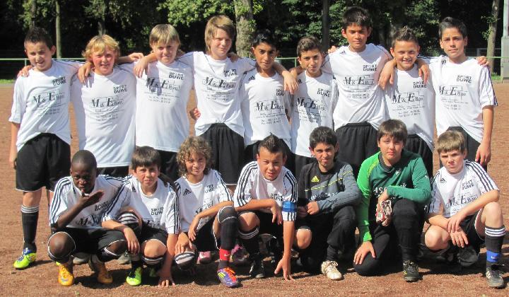Jahresrückblick auf die D1-Junioren von Ballfreunde Bergeborbeck