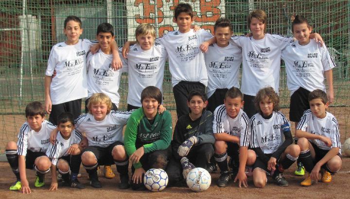 Ballfreunde Bergeborbeck D1 Jugend am 24.09.2011
