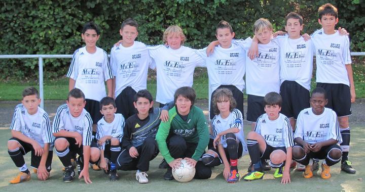 Ballfreunde Bergeborbeck D1 Junioren am 01.10.2011