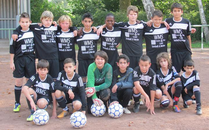 Ballfreunde Bergeborbeck D1 Jugend am 02.10.2011