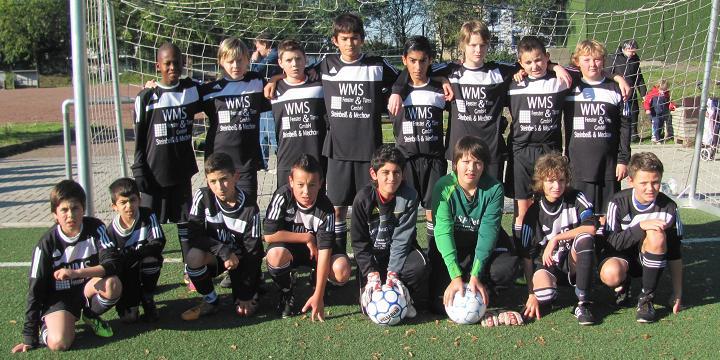 Ballfreunde Bergeborbeck D1 Junioren am 15.10.2011