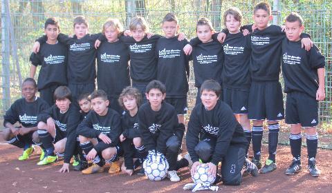 Ballfreunde Bergeborbeck D1 Jugend am 12.11.2011