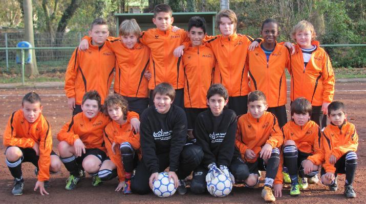 Ballfreunde Bergeborbeck D1 Jugend am 19.11.2011