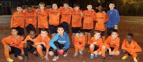 Ballfreunde D2-Junioren am 04.11.2010