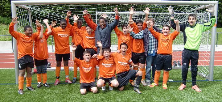 Ballfreunde D2 am 12.05.2012