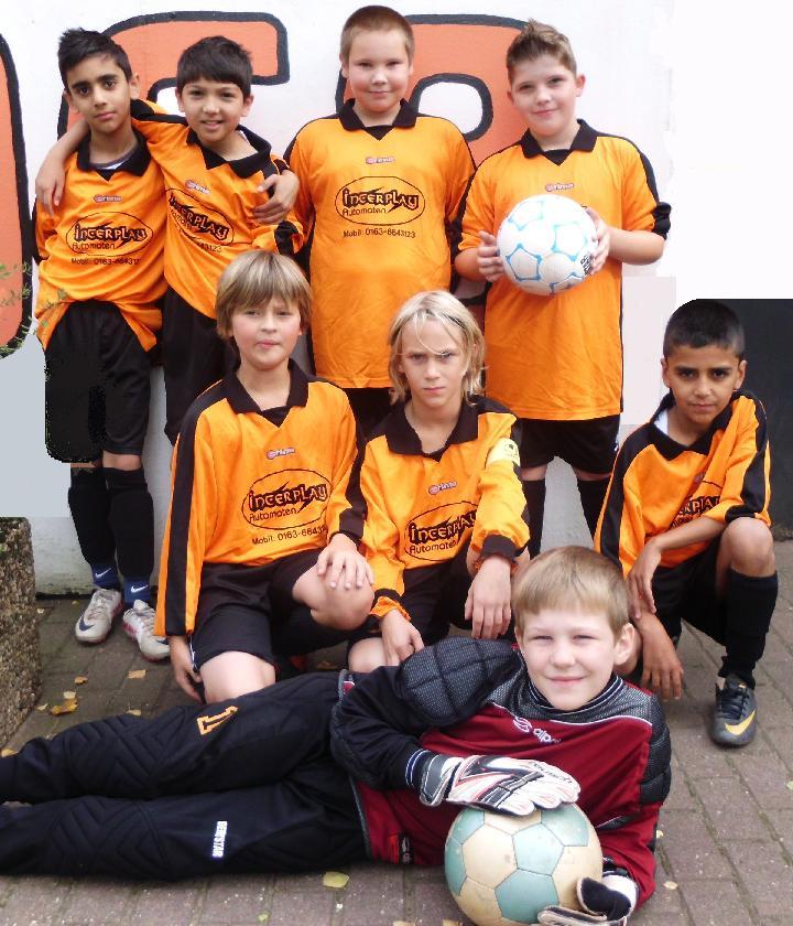 Jahresrückblick auf die E1-Junioren von Ballfreunde Bergeborbeck