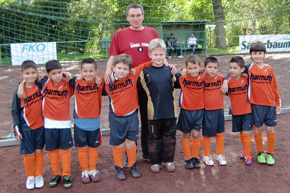 Ballfreunde F2 Jugend am 10.09.2011