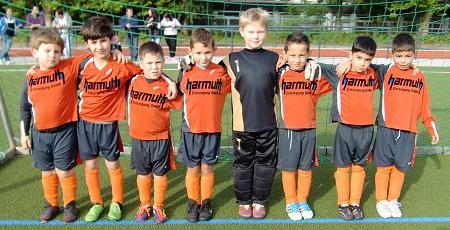 Ballfreunde F2 Jugend am 17.09.2011