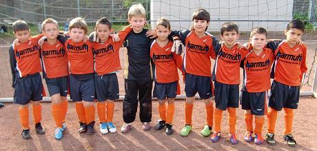 Ballfreunde F2 Jugend am 24.09.2011