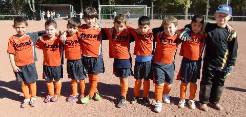 Ballfreunde F2 Jugend am 01.10.2011