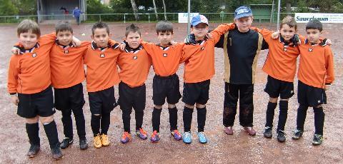 Ballfreunde F2 Jugend am 08.10.2011