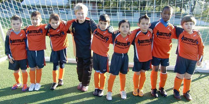 Ballfreunde F2 Jugend am 15.10.2011