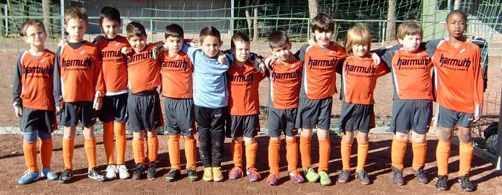 Ballfreunde F2 Jugend am 22.10.2011