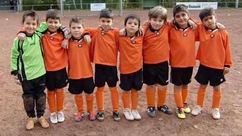 Ballfreunde F2 Jugend am 29.10.2011