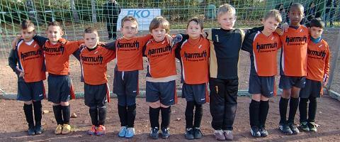 Ballfreunde F2 Jugend am 12.11.2011