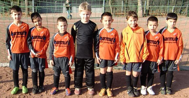 Ballfreunde F2 Jugend am 19.11.2011