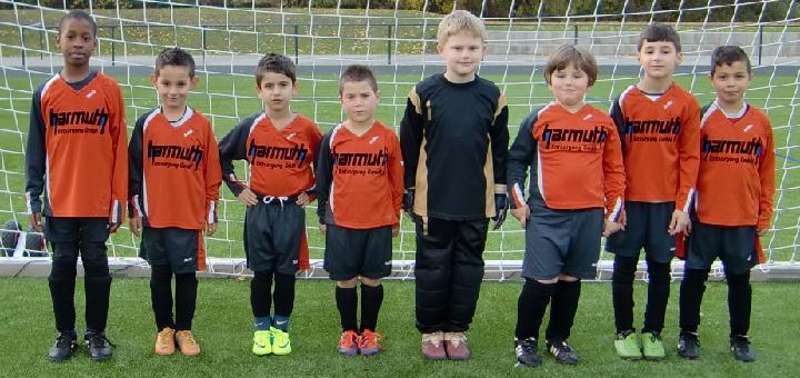 Ballfreunde F2 Jugend am 26.11.2011