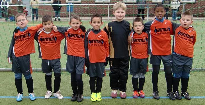 Ballfreunde F2 Jugend am 10.12.2011