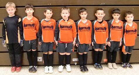 Ballfreunde F2 Jugend am 08.01.2012