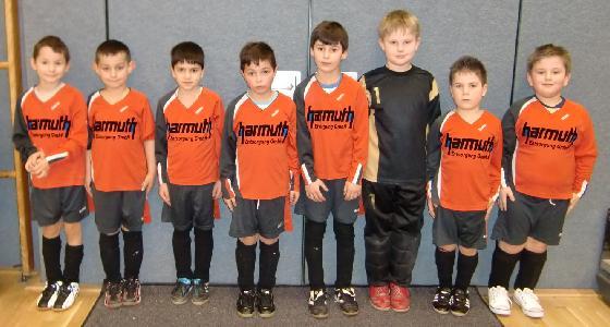 Ballfreunde F2 Jugend am 15.01.2012