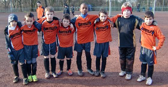 Ballfreunde F2 Jugend am 28.01.2012