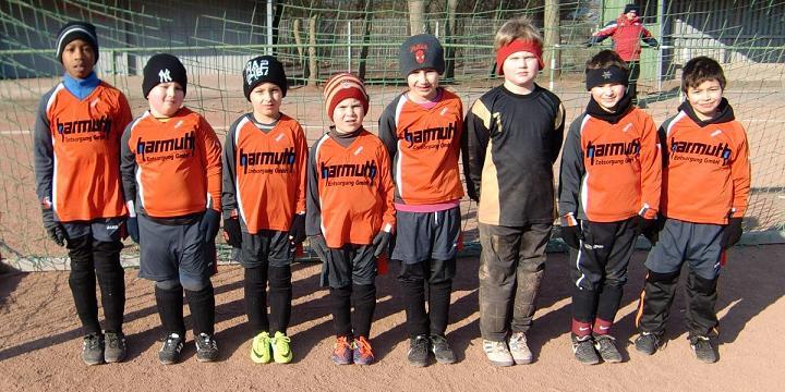 Ballfreunde F2 Jugend am 11.02.2012