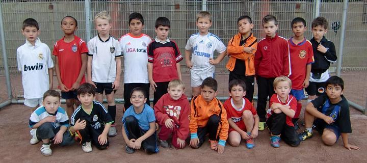 Ballfreunde F2 Jugend am 17.09.2012