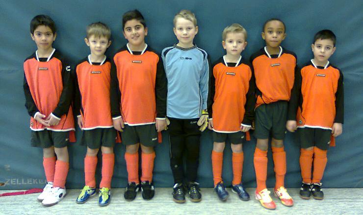 Ballfreunde F2 Jugend am 05.01.2013