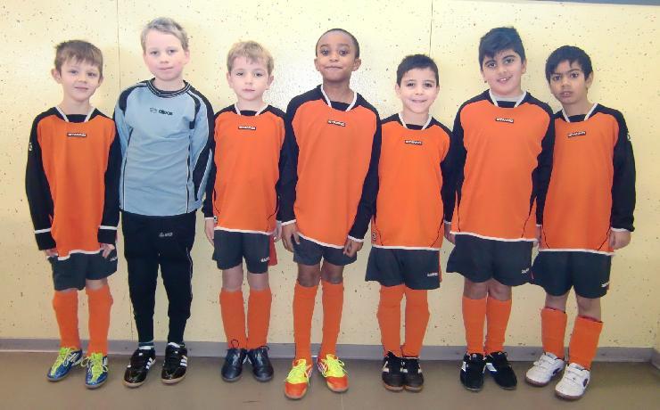 Ballfreunde F2 Junioren am 13.01.2013