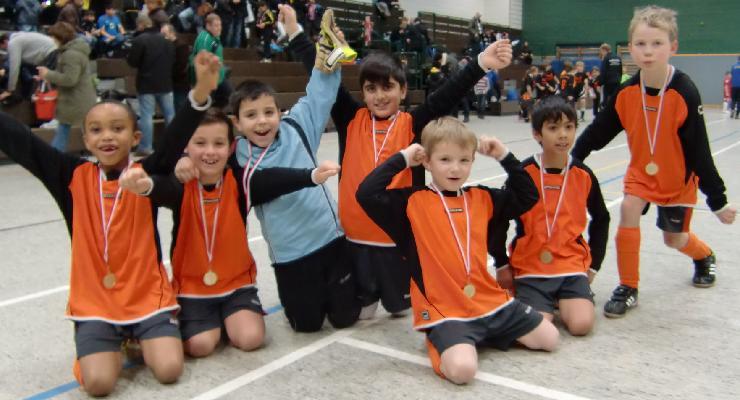 Ballfreunde F2 Jugend am 19.01.2013