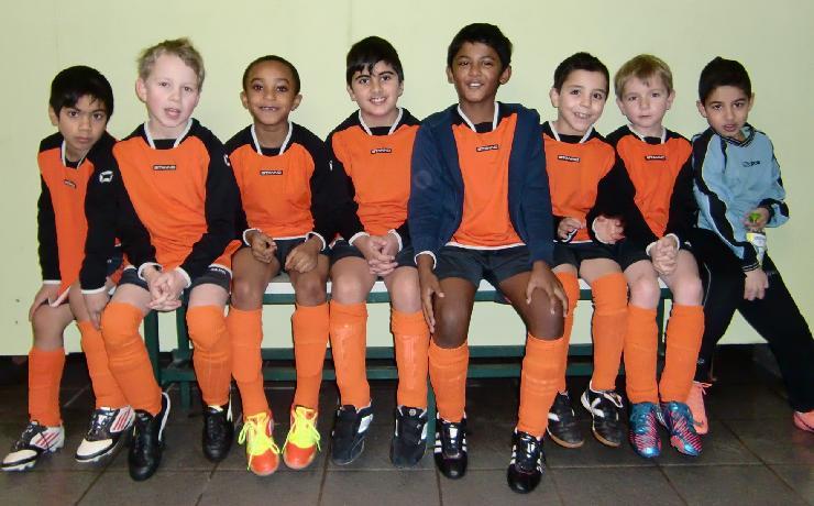 Ballfreunde F2 Junioren am 26.01.2013