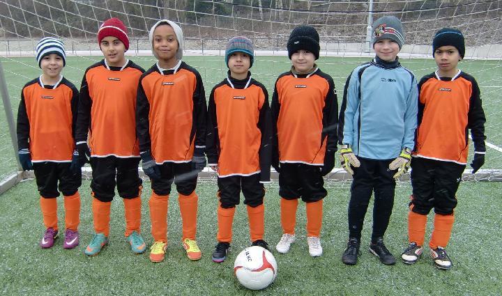 Ballfreunde Bergeborbeck F2 am 23.02.2013