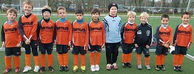 Ballfreunde Bambini am 27.11.2010