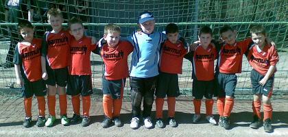 Ballfreunde Bambini am 02.04.2011