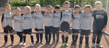 Ballfreunde Bambini am 09.04.2011
