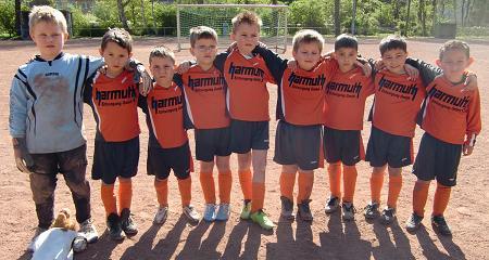 Ballfreunde Bambini am 16.04.2011