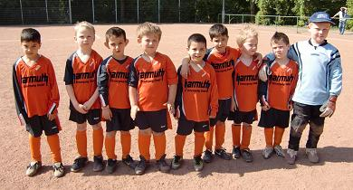 Ballfreunde Bambini am 07.05.2011