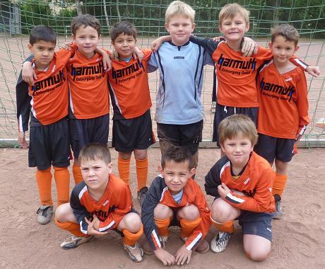Ballfreunde Bambini am 28.05.2011