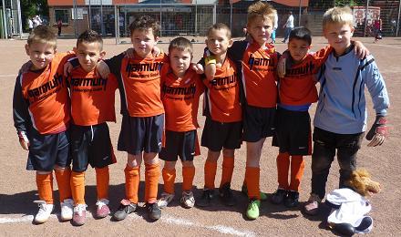 Ballfreunde Bambini am 02.06.2011
