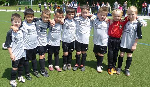 Ballfreunde Bambini am 12.06.2011