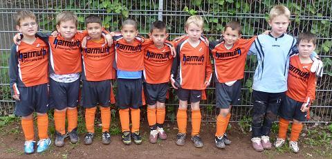 Ballfreunde Bambini am 26.06.2011