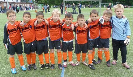 Ballfreunde Bambini am 03.07.2011