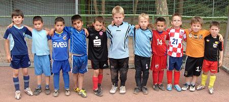 Ballfreunde Bambini am 12.07.2011