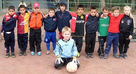 Ballfreunde Bambini am 14.07.2011