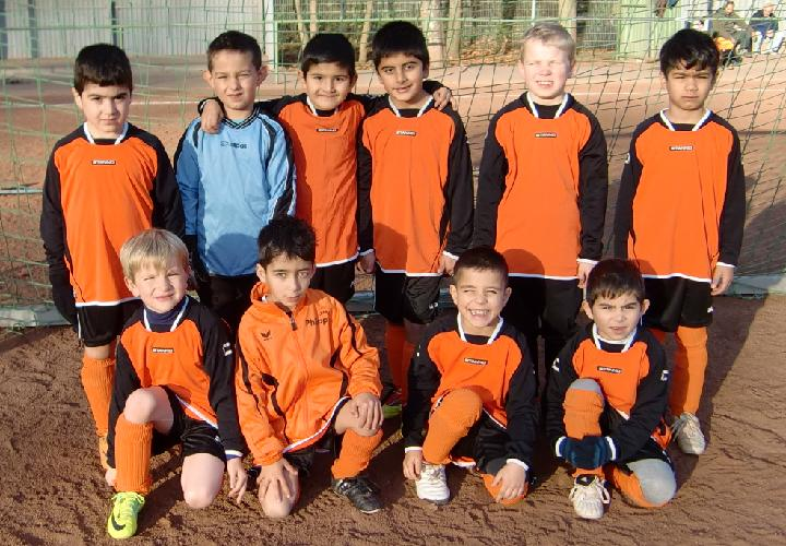 Ballfreunde Bambini am 19.11.2011