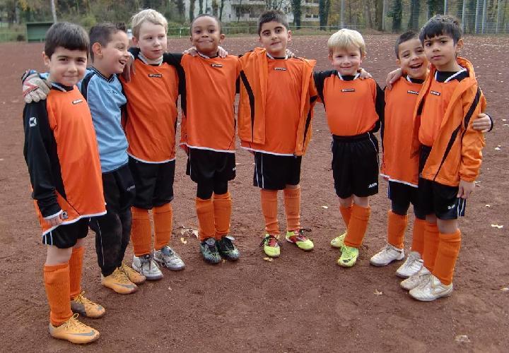 Jahresrückblick auf die Bambini von Ballfreunde Bergeborbeck