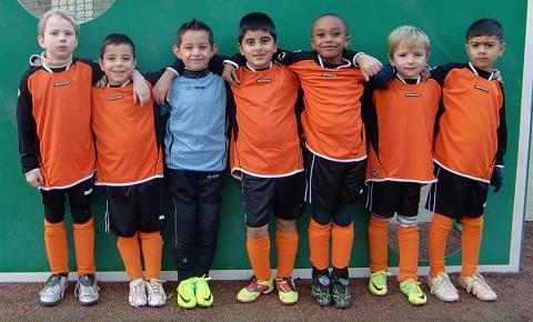 Ballfreunde Bambini am 10.12.2011