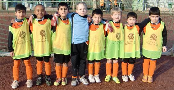 Ballfreunde Bambini am 14.01.2012