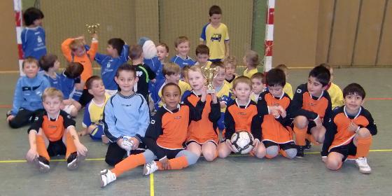 Ballfreunde Bambini am 04.02.2012