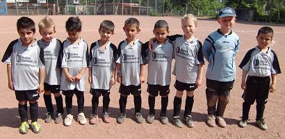 Ballfreunde Bambini 2 am 07.05.2011